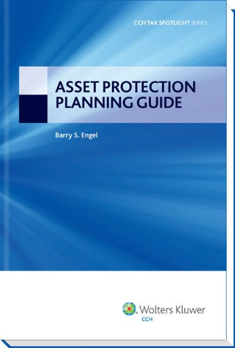 Asset Protection Planning Guide, CCH Tax Spotlight Series (Asset Protection Planning Guide compare prices)