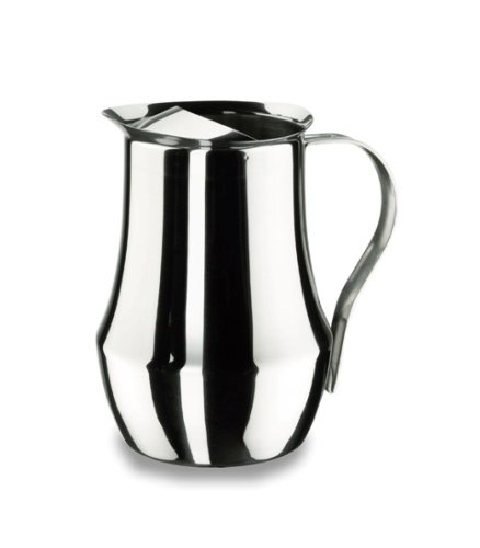 ROUNDED WATER JUG 2 L. W/ICE LIP S/S: Amazon.ca: Kitchen & Dining