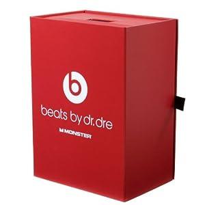 Monster Beats de Dr. Dre Studio - Auriculares (aislamiento del ruido activo, funda transportadora) color blanco