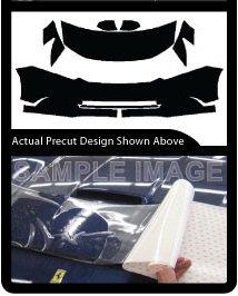 Porsche Cayenne 2007-2010 PreCut 3M Scotchgard Paint Protection Clear Bra Kit