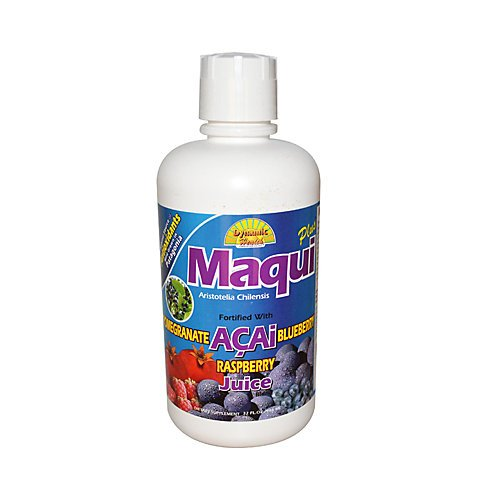 Dynamic Health Maqui Plus Juice Blend