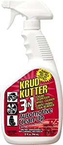 KRUD KUTTER AC32 3-in-1 Automotive Cleaner, 32-Ounce