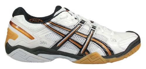 Asics Indoor Sport Shoes handball Gel-Domain Men 0199 Art. E002Y