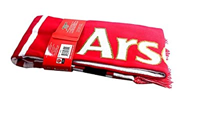 Arsenal FC 2014 Bar Scarf