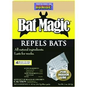 Bonide Products Inc 4Pk Bat Repellent 876 Animal Repellent