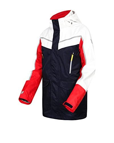 ICEPEAK Giacca Levy  [Bianco/Blu/Rosso]