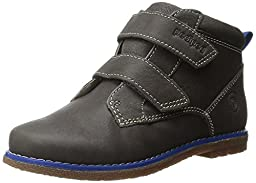 pediped Flex Lionel Desert Boot (Toddler/Little Kid/Big Kid), Charcoal, 28 EU (11-11.5 E US Little Kid)