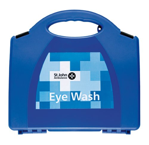 St John Ambulance Signature Eyewash First Aid Kit