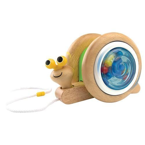 Fun N Jump Toys Speedie Snailie Pull Along Pet