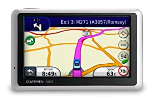 "Garmin Nuvi 1340 4.3"" Sat Nav with UK and Western Europe Maps"