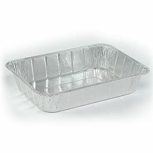 HandiFoil HFA367 10-Pack Disposable Aluminum Giant Lasagna Pan, 14