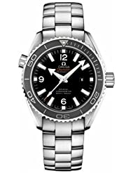 NEW OMEGA SEAMASTER PLANET OCEAN AUTOMATIC LADIES WATCH 232.30.38.20.01.001