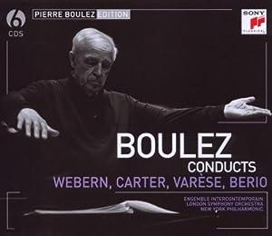 Webern & Varese: Pierre Boulez Edition