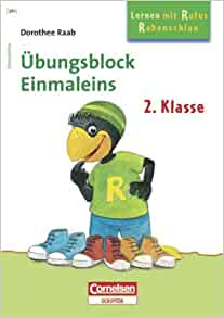 Einmaleins. 2. Klasse: NA: 9783589224166: Amazon.com: Books