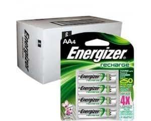 Amazon.com: Energizer Recharge AA Rechargeable Batteries