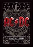 AC/DC Black Ice Official Textile Flag Poster