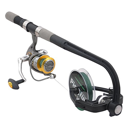 Thanksgiving-SalePiscifun-Fishing-Line-Winder-Spooler-Machine-Spinning-Reel-Spool-Spooling-Station-System