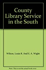 County Library Service in the South
