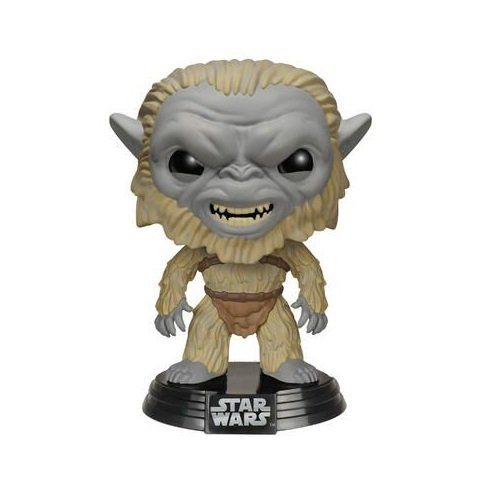 Funko POP Star Wars: Episode 7 - Varmik Action Figure