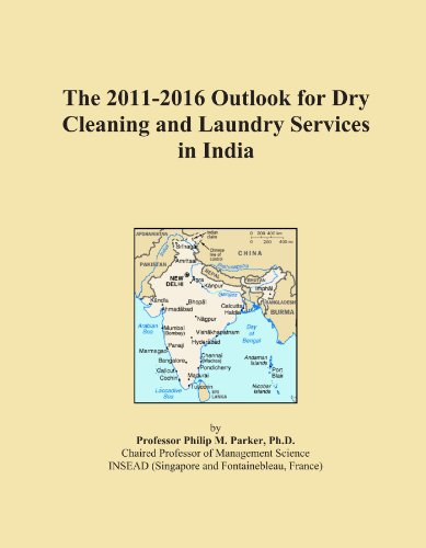 The 2011-2016 Outlook for Dry Cleaning and Laundry Services in India