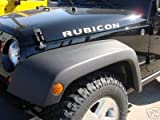 JEEP WRANGLER RUBICON EMBLEM BADGE DECAL OEM MOPAR