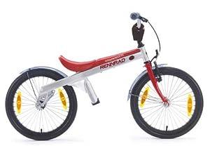 kinderrad und laufrad s 39 cool rennrad 18 zoll red lauflernrad 2012 sport freizeit. Black Bedroom Furniture Sets. Home Design Ideas