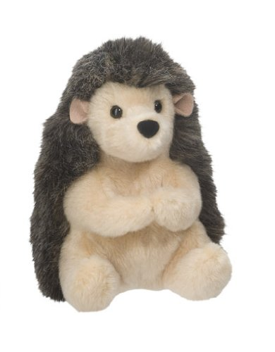 "Bristles Hedghog 6.5"" by Douglas Cuddle Toys - 1"