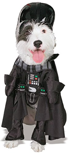 Star Wars Medium Darth Vader Pet Costume - 1