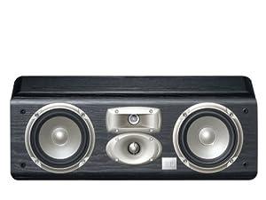 JBL LC1 3-Way, High Performance Dual 5 -1/4-Inch Center Channel Loudspeaker (Black)