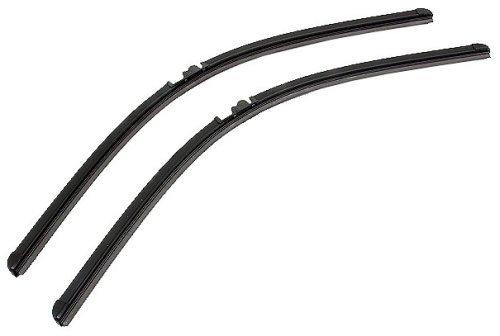 Porsche Cayenne Wiper Blade Set, Aero Twin - OEM Replacement (Porsche Cayanne Windshield Wiper compare prices)
