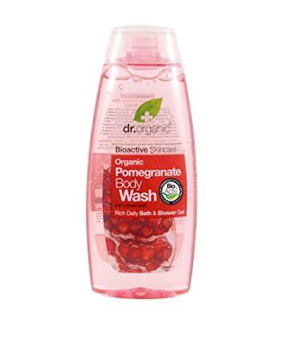 Dr Organic Gel De Ducha Energizante Pomegranate 250 ml