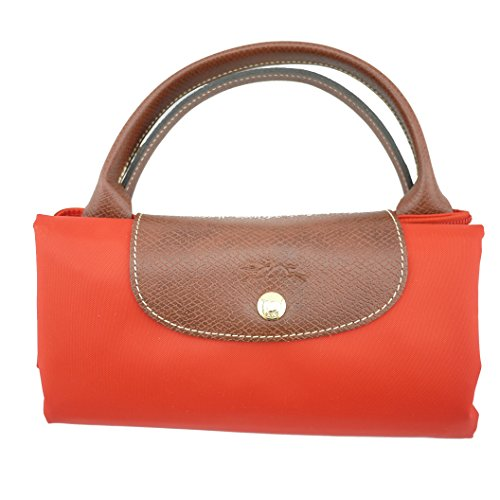 Longchamp discount duty free Longchamp Travel Tote - Le Pliage - Poppy