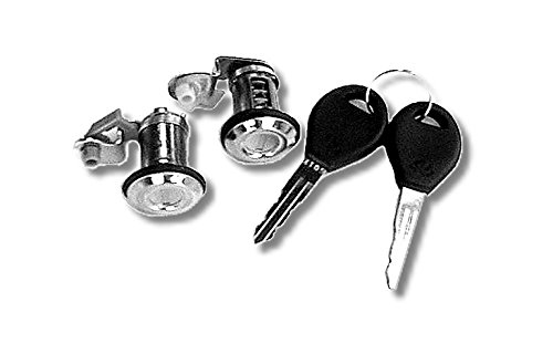 Well Auto Door Lock Set w/ Key(L & R) for 86-91 Nissan Pickup D21 (88 Nissan Pickup compare prices)