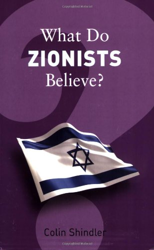 What Do Zionists Believe? (What Do We Believe?)