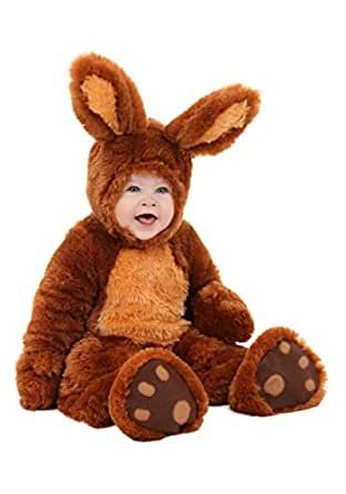 Fun Costumes unisex-baby Infant Brown Bunny Costume