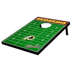 Washington Redskins NFL Tailgate Toss The Original Bean Bag Toss game by Wild Sports