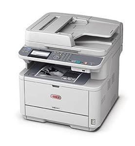 Oki MB441dn A4 Multifunction Mono Laser Printer (Scan/Copy)