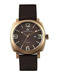Daniel Klein Analog Brown Dial Men's Watch - DK10204-1