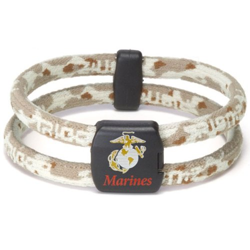 Trion:Z Marines Bracelet - Forest Camo - Large (7.9