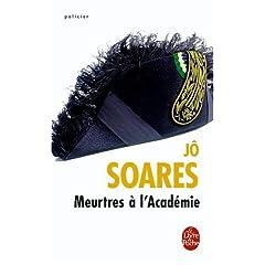 Meurtres à l'académie - Jô Soares