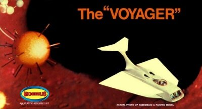Voyager Space Ship by Moebius Models - Buy Voyager Space Ship by Moebius Models - Purchase Voyager Space Ship by Moebius Models (Moebius, Toys & Games,Categories,Construction Blocks & Models,Construction & Models,Vehicles,Spacecraft)