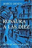 img - for Rosaura a las Diez (text only) by M. Denevi,D. A. Yates,M. Miller book / textbook / text book