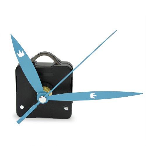 mouvement-mecanisme-silencieux-horloge-quartz-aiguille-bleu-reparation-pratique