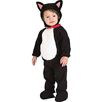 Kitty Cat Costume - Newborn and Infant