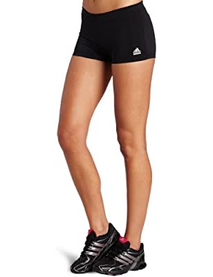 adidas Women's Techfit 3- Inch Boy Short