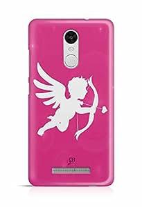 YuBingo Love Angel Designer Mobile Case Back Cover for Xiaomi Redmi Note 3