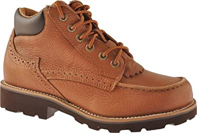 Twisted X Boots Women's WCU0001 Boots,Peanut Pebble Leather,7.5 M US