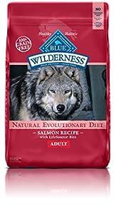 Blue Buffalo Wilderness Adult Dog Salmon Formula - Grain Free 24 lb