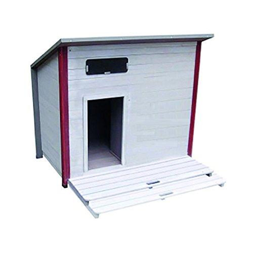 Hikenn-Hundehtte-Schrgdach-verhindert-Regen-anstaut