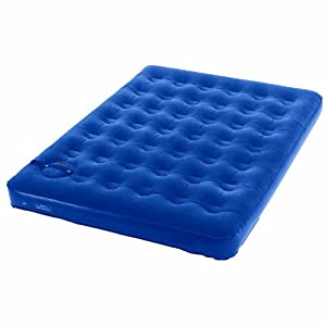 Wenzel Camp-Away Queen Airbed with Built-in hand Pump